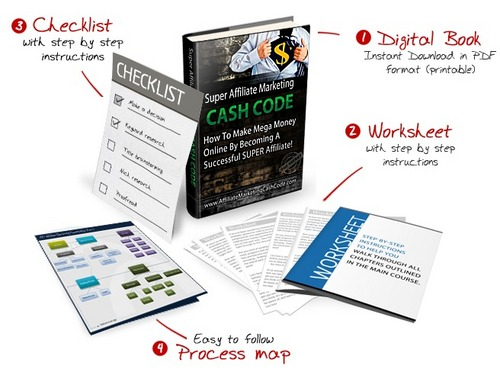 Pay for Affiliate Marketing Cash Code