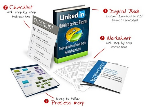 Pay for Linkedin Marketing Business Blueprint