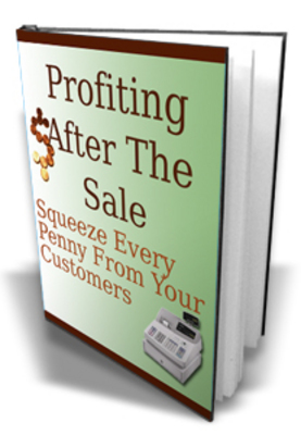 Pay for Profiting After The Sale - MRR