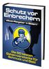 Thumbnail Schutz vor Einbrechern - Ein eBook Ratgeber in Bildern