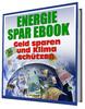 Thumbnail Energie Spar Ebook - Geld sparen und Klima schützen