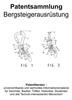 Thumbnail Bergsteigerausrüstung / Klettern - Patentsammlung Technik