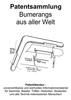 Thumbnail Bumerangs aus aller Welt - Ideen Technik Skizzen