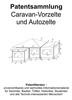 Thumbnail Caravan-Vorzelte und Autozelte - Technik Skizzen Zeichnungen