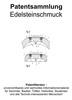 Thumbnail Edelsteinschmuck - Technik Design Zeichnungen Skizzen