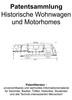 Thumbnail Historische Wohnwagen und Motorhomes - Technik und Skizzen