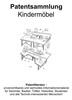 Thumbnail Kindermöbel - Technik Zeichnungen Skizzen Beschreibungen