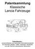 Thumbnail Klassische Lancia Fahrzeuge - Technik Zeichnungen Skizzen
