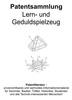 Thumbnail Lern- und Geduldspielzeug - Technik Zeichnungen Beschreibung
