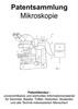 Thumbnail Mikroskopie - Technik Skizzen Zeichnungen Beschreibungen