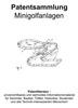 Thumbnail Minigolf-Anlagen für den eigenen Garten - Technik Skizzen