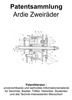 Thumbnail ARDIE Bicycles two-wheelers - Technical drawings layouts