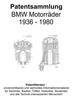 Thumbnail BMW Motorräder 1936-1980 Technik Zeichnungen Skizzen Patente