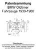 Thumbnail BMW Oldtimer Fahrzeuge 1930-1980 Technik Zeichnungen Skizzen