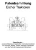Thumbnail Eicher Traktoren und Zubehör - Technik Zeichnungen Skizzen