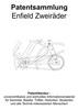 Thumbnail Enfield Zweiräder Motorräder - Technik Zeichnungen Skizzen