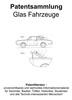 Thumbnail Glas Fahrzeuge - Technik Beschreibungen Zeichnungen Patente