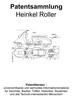 Thumbnail Heinkel Roller, Kleinfahrzeuge - Technik Zeichnungen Skizzen