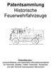 Thumbnail Historische Feuerwehrfahrzeuge Technik Entwicklungen Skizzen
