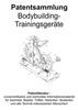 Thumbnail Bodybuilding Trainingsgeräte - Technik Beschreibungen Skizze