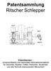 Thumbnail Ritscher Schlepper Spezialmaschinen Technik Skizzen Patente