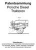 Thumbnail Porsche Diesel Traktoren - Technik Skizzen Entwicklungen