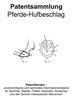 Thumbnail Pferde-Hufbeschlag Hufeisen - Technik Beschreibung Zeichnung