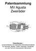Thumbnail MV Agusta Zweiräder - Technik Beschreibungen Zeichnungen