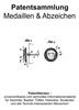 Thumbnail Medaillen & Abzeichen - Entwicklungen Technik Zeichnungen