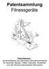 Thumbnail Fitnessgeräte - Technik Beschreibungen Zeichnungen Patente