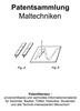 Thumbnail Maltechniken & Zubehör - Entwicklungen Beispiele Zeichnungen