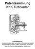 Thumbnail KKK Turbolader Technik Entwicklungen Beschreibungen Skizzen