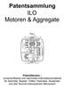 Thumbnail ILO Motoren & Aggregate - Technik Beschreibungen Zeichnungen