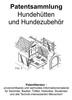 Thumbnail Hundehütten & Hundezubehör Technik Zeichnungen Beschreibung