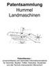 Thumbnail Hummel Landmaschinen - Technik Beschreibungen Zeichnungen