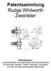 Thumbnail Rudge Whitworth Zweiräder - Technik Zeichnungen Beschreibung