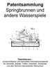 Thumbnail Springbrunnen Wasserspiele - Technik Zeichnungen Patente