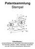 Thumbnail Stempel - Technik Entwicklungen Beschreibungen Zeichnungen