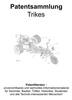 Thumbnail Trikes Technik & Design - Beschreibungen Zeichnungen Patente