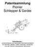 Thumbnail Pionier Schlepper & Geräte - Technik Beschreibungen Skizzen
