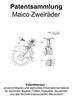 Thumbnail Maico Zweiräder - Entwicklungen Technik Zeichnungen Patente
