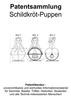 Thumbnail Schildkröt-Puppen Technik Design Beschreibungen Zeichnungen