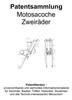 Thumbnail Motosacoche Zweiräder - Technik Entwicklungen Skizzen Patent