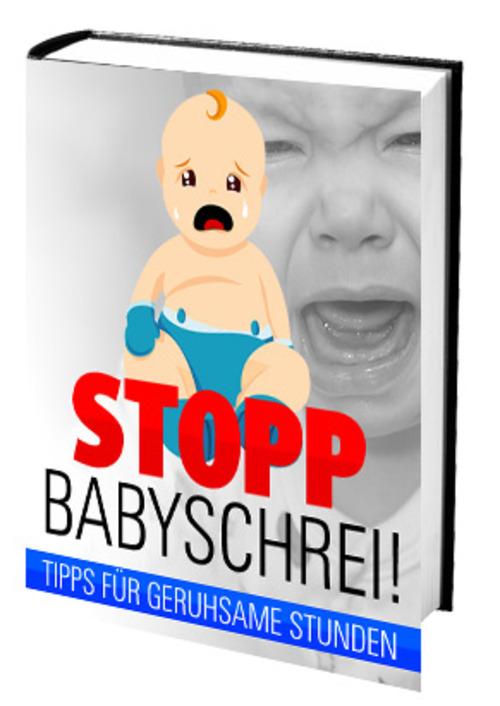 Pay for Stopp Babyschrei - Tipps für geruhsame Stunden