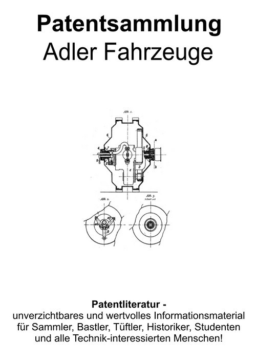 Pay for Adler Vehicles - Car Motorcycle - Technology Drawings Design