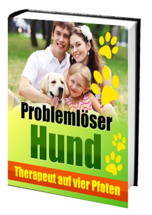 Pay for Problemlöser Hund - Therapeut auf vier Pfoten