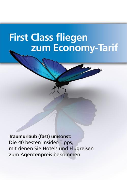 Pay for Hörbuch: First-Class fliegen zum Economy-Tarif