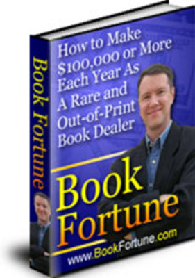 Pay for Earn big Money from (Used, Rare and Out-of-Print Book Dealer