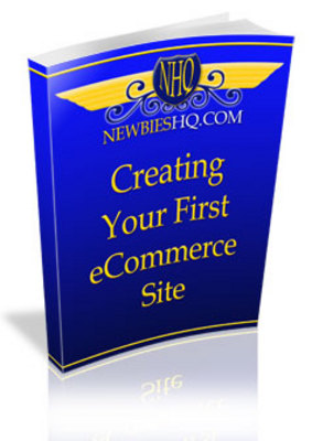Pay for Creating Your First E-commerce Website Free PLR download