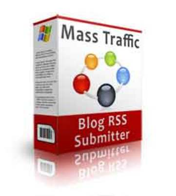 Pay for Mass Traffic Blog RSS Submitter Free PLR Software with ebook